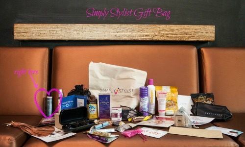 Simply Stylist Gift Bag